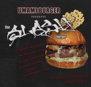 Slash a son propre Hamburger, le &quot&#x3B;Slash Burger &quot&#x3B; !