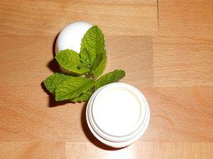 Déodorant crème au Gélisucre Home Made