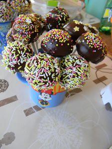 1er cake pop's