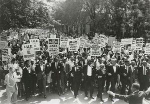 Le 4 avril 1968, Martin Luther King est assassiné à Memphis