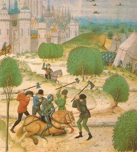 1358, les Jacques voient rouge !
