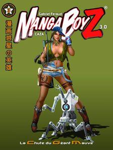 Manga BoyZ 3 : la Chute du Géant Mauve