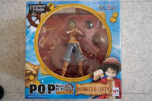 ONE PIECE POP LUFFY megahouse