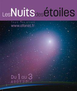 NUIT DES ETOILES - édition 2014