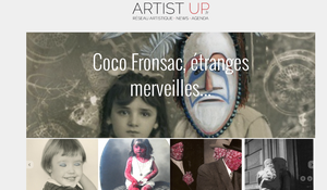 Article ARTIST UP