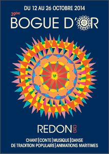 l'affiche de la Bogue