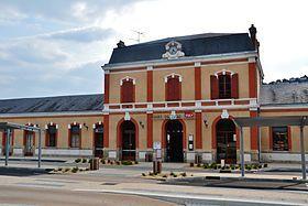 Gare de Tulle (Corrèze)