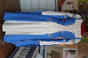 Robe Renaissance - cadeau d'anniversaire