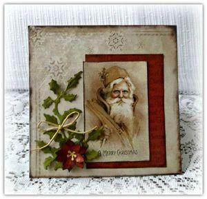 Cartons de Noël n°s 23 &amp&#x3B; 24 chez Vinou
