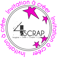 Invitation à creer 4enscrap suite.