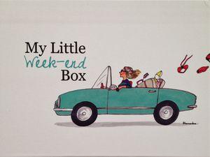 My little week-end box