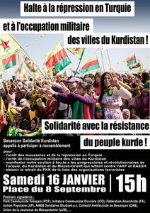 Solidarité Kurdistan