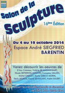 Salon de la Sculpture de Barentin