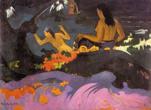 Paul Gauguin et le Cocokini ...
