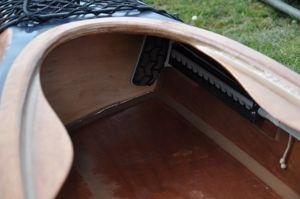 Aménagement du Kayak Léo