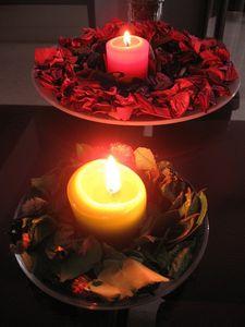 cr er des bougies naturelles pauses nature. Black Bedroom Furniture Sets. Home Design Ideas