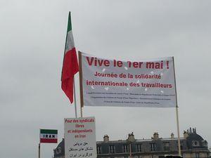 Un 1er mai à Paris...