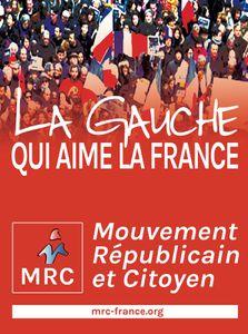 MRC : Nouvelle Affiche
