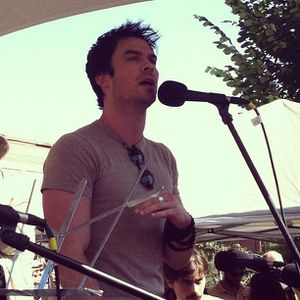 Ian Somerhalder :&quot&#x3B;Asheville Beyond Coal&quot&#x3B;