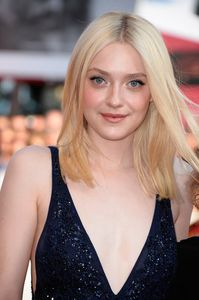 Dakota Fanning Venice International Film Festival