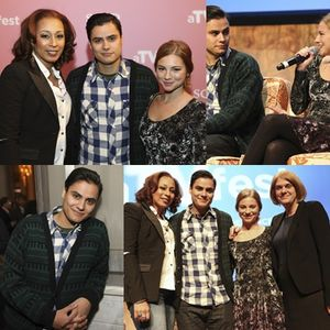 SCAD Presents aTVfest avec Kiowa Gordon