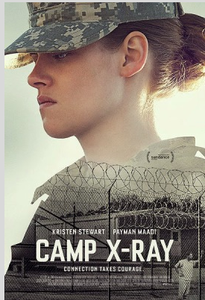 Camp-X-Ray : Poster