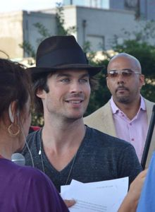 &quot&#x3B;The Climate Reality Project&quot&#x3B; : Ian Somerhalder