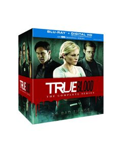 Coffret DVD de True Blood
