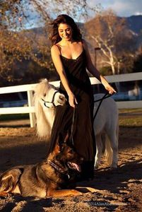 Nikki Reed par Alex Abercrombie