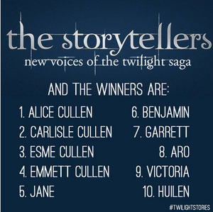 The Storytellers : Twilight