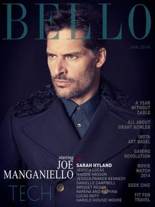 Joe Manganiello pour Bello Magazine .