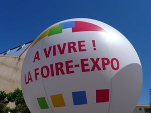 LA FOIRE EXPO 2015 A GIGNAC