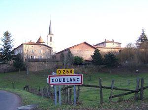 Le patois de Coublanc