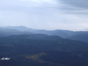 The Blue Line of the Vosges