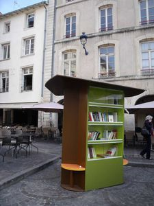 Book Tree in Nancy