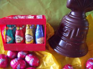 Chocolates for Easter