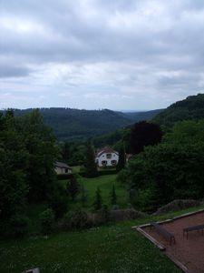 From La Petite Pierre in Alsace