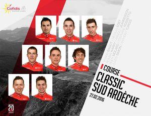 Classic Sud Ardèche : les résultats
