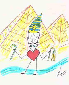Vacances... Les Pyramides