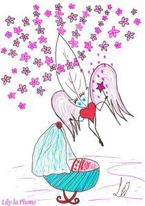 La Marraine par Lily la Plume