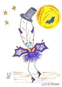 Lily Vampire par Lily la Plume