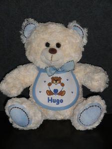 Ourson &quot&#x3B;Hugo&quot&#x3B;