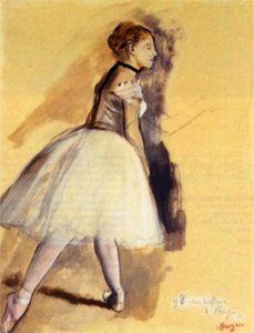 Perspective &amp&#x3B; Ombre et Lumière avec Degas !