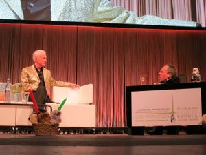 SWCE2 : l'heure en or , anthony daniels