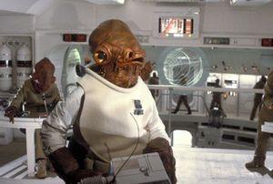 Et si l'amiral Ackbard était dans l'épisode VII?