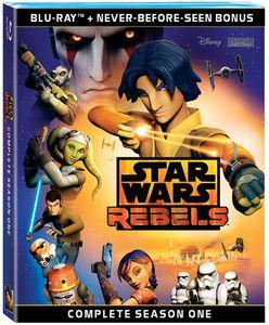 Star Wars Rebels saison I en DVD enfin annoncé !