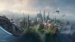D23EXPO : plus d'infos sur &quot&#x3B;Star Wars Land &quot&#x3B;