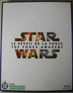 Focus sur le BluRay &amp&#x3B; le DVD du Réveil de la Force