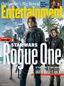 Les secrets de Rogue One Commence à tomber !