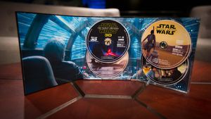 Coffret Bluray3D du Reveil de la Force le 31 octobre